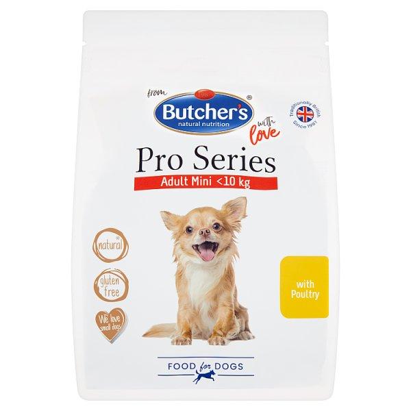 Butcher's Pro Series Karma dla dorosłych psów z drobiem 800 g