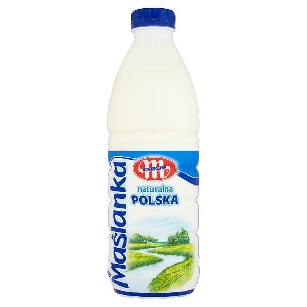 Mlekovita Maślanka Polska naturalna 1 kg