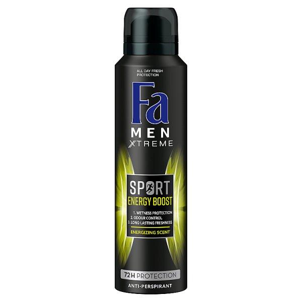 Fa Men Xtreme Sport Energy Boost Antyperspirant 150 ml