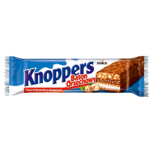 Knoppers Baton orzechowy 40 g