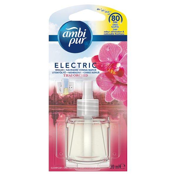 Ambi Pur zwkładem do elektrycznego odświeżacza powietrza Ambi Pur Thai Orchid, 20ml