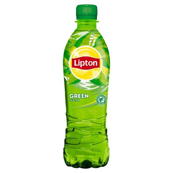 Lipton Ice Tea Green Napój niegazowany 500 ml