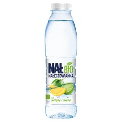 Nałęczowianka Bio Napój niegazowany smak cytryny i limonki 0,5 l