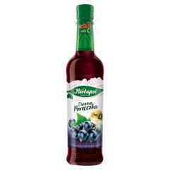 Herbapol Owocowa Spiżarnia Syrop owocowy czarna porzeczka 420 ml