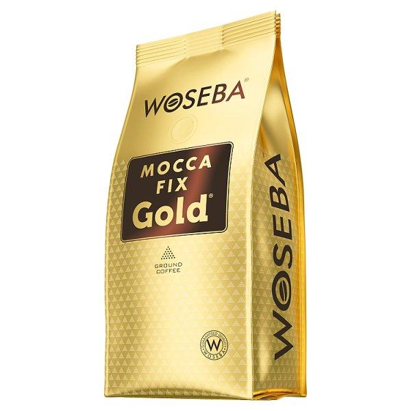 Woseba Mocca Fix Gold Kawa palona mielona 500 g