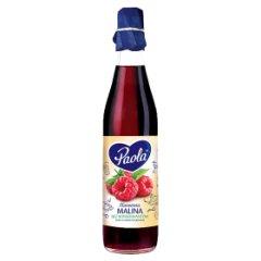 Paola Syrop o smaku malinowym 430 ml