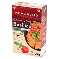 Primo Gusto Free From Prosty sos Basilico 500 g