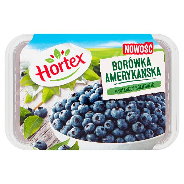 Hortex Borówka amerykańska 280 g