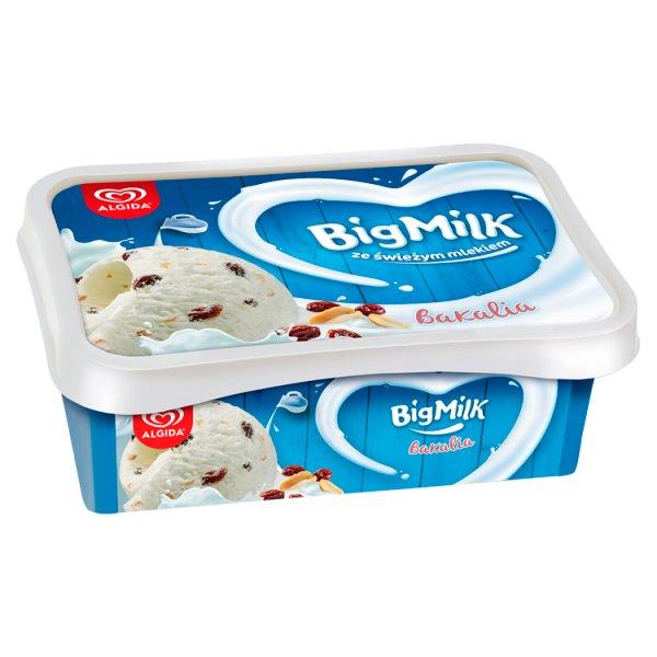 Big Milk Bakalia Lody 1000 ml