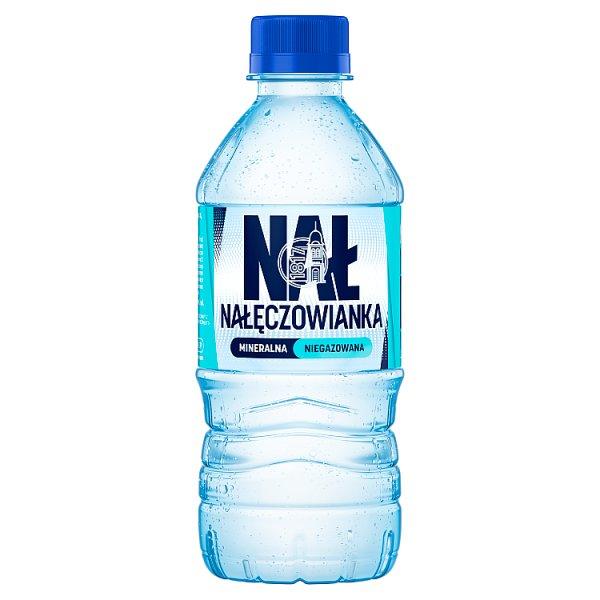 Nałęczowianka Naturalna woda mineralna niegazowana 0,33 l