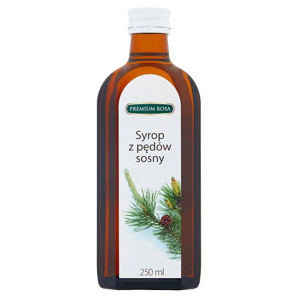 Premium Rosa Syrop z pędów sosny 250 ml