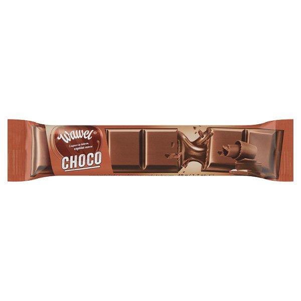 Wawel Choco Miniczekolada z nadzieniem czekoladowym 48 g
