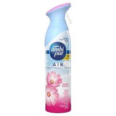 Ambi Pur Blossom & Breeze Odświeżacz powietrza w sprayu 300ml