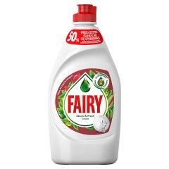Fairy Clean & Fresh Granat Płyn do mycia naczyń 450ml