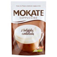 Mokate Cappuccino z belgijską czekoladą 110 g
