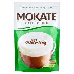 Mokate Cappuccino smak orzechowy 110 g