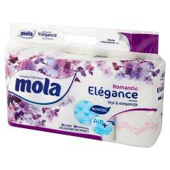 Mola Elégance Romantic Papier toaletowy 8 rolek