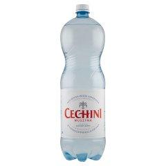 Muszyna Cechini Naturalna woda mineralna wysokozmineralizowana niskonasycona 2 l