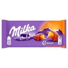 Milka Czekolada mleczna Caramel 100 g