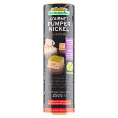 Mestemacher Chleb żytni pełnoziarnisty pumpernikiel 250 g