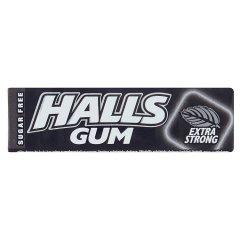 Halls Gum Guma do żucia bez cukru o smaku eukaliptusowym 14 g