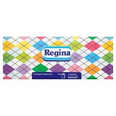 Regina Chusteczki higieniczne 4-warstwowe 10 paczek po 9 sztuk