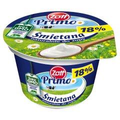 Zott Primo Śmietana 18% 180 g