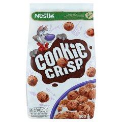 Nestlé Cookie Crisp Płatki śniadaniowe 500 g
