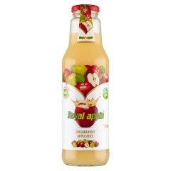 Royal apple Sok jabłkowy 750 ml