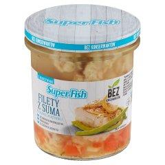 SuperFish Filety z suma w zalewie warzywnej 300 g