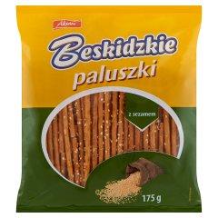 Aksam Beskidzkie Paluszki z sezamem 175 g