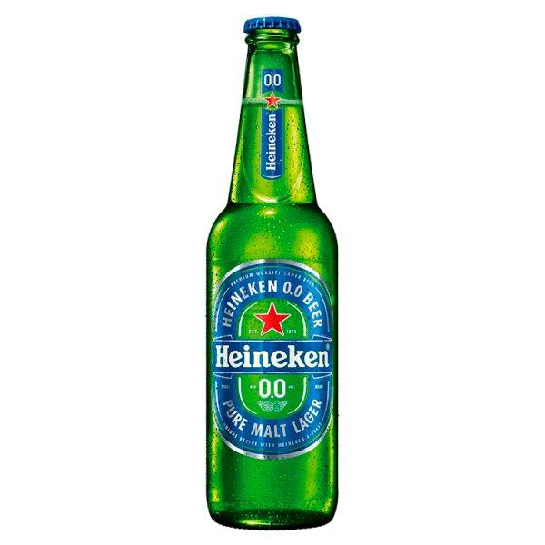 Heineken Piwo jasne bezalkoholowe 500 ml