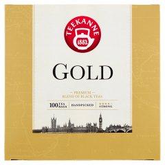 Teekanne Gold Mieszanka herbat czarnych 200 g (100 x 2,0 g)