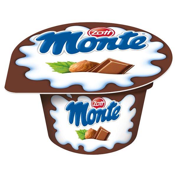 Zott Monte Deser mleczny z czekoladą i orzechami 150 g