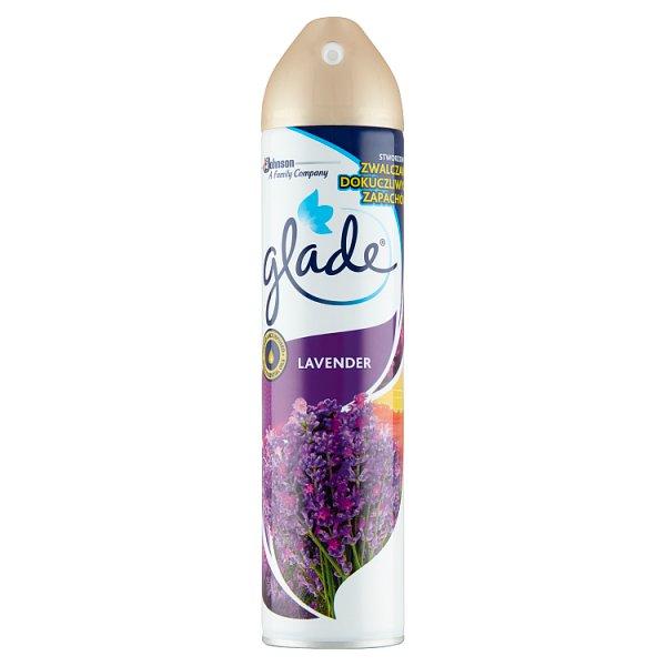 Glade Lavender Odświeżacz powietrza w aerozolu 300 ml