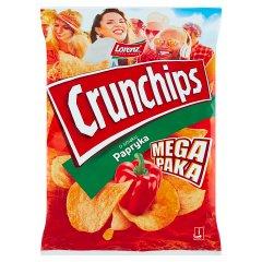 Crunchips Chipsy ziemniaczane o smaku papryka 200 g