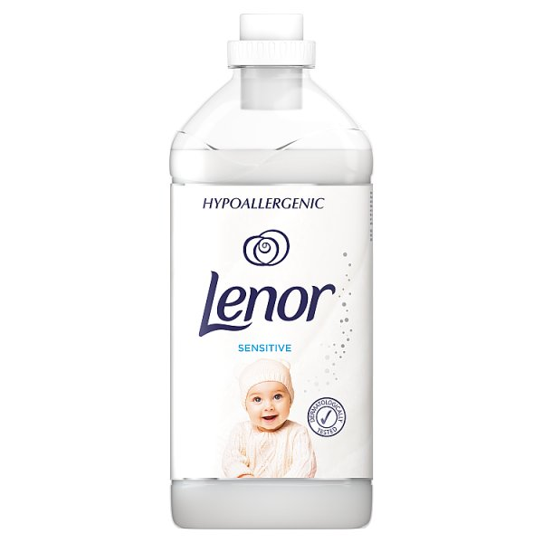 Lenor Sensitive Płyn do płukania tkanin 1800ML, 60 prań