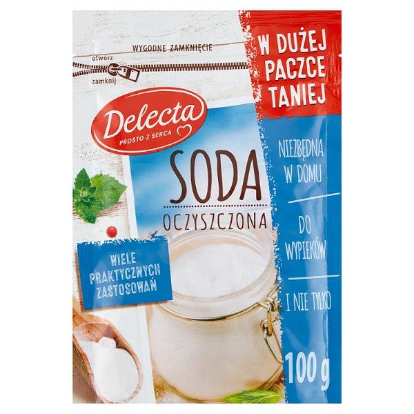 Delecta Soda oczyszczona 100 g