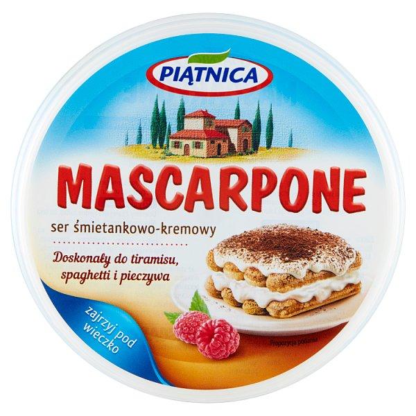 Piątnica Ser Mascarpone 500 g