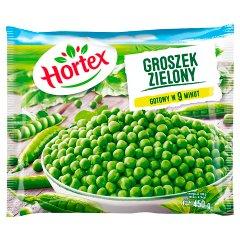 Hortex Groszek zielony 450 g