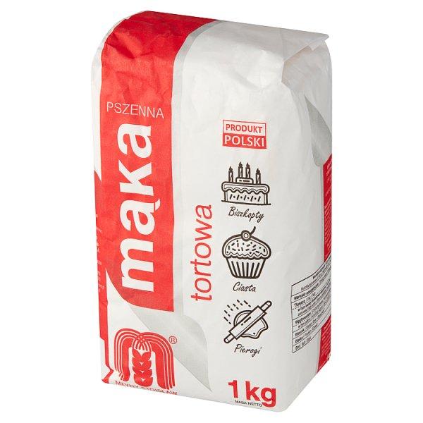 Młyny Stoisław Mąka pszenna tortowa 1 kg