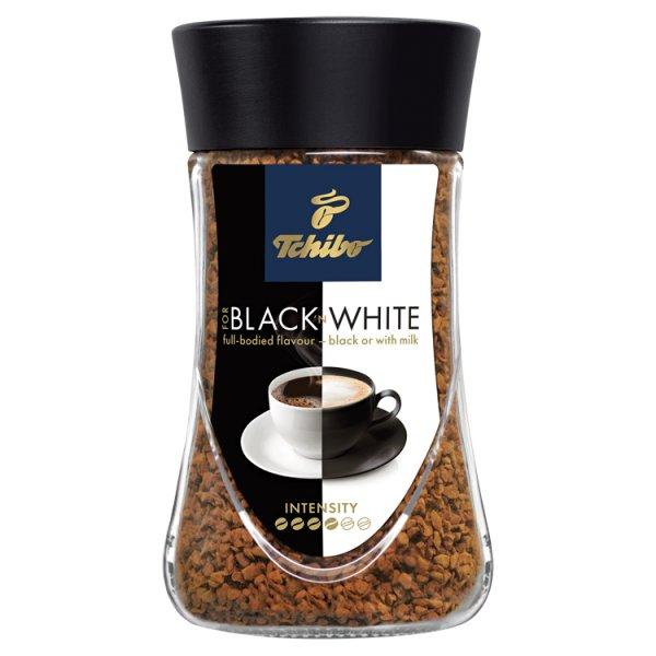 Tchibo For Black´n White Kawa rozpuszczalna 100 g