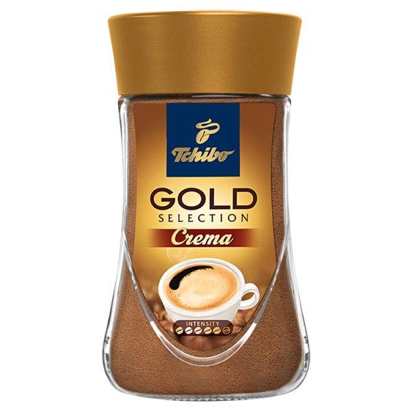 Tchibo Gold Selection Crema Kawa rozpuszczalna 90 g