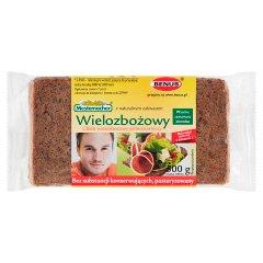 Mestemacher Chleb wielozbożowy pełnoziarnisty 500 g