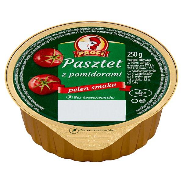 Profi Pasztet z pomidorami 250 g
