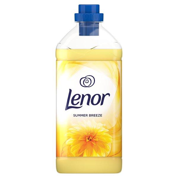 Lenor Summer Breeze Płyn do płukania tkanin, 1800ML, 60 prań