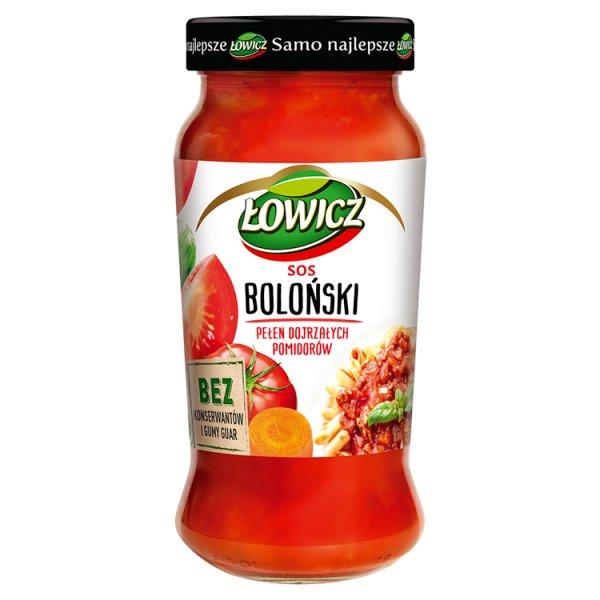 Łowicz Sos boloński 500 g