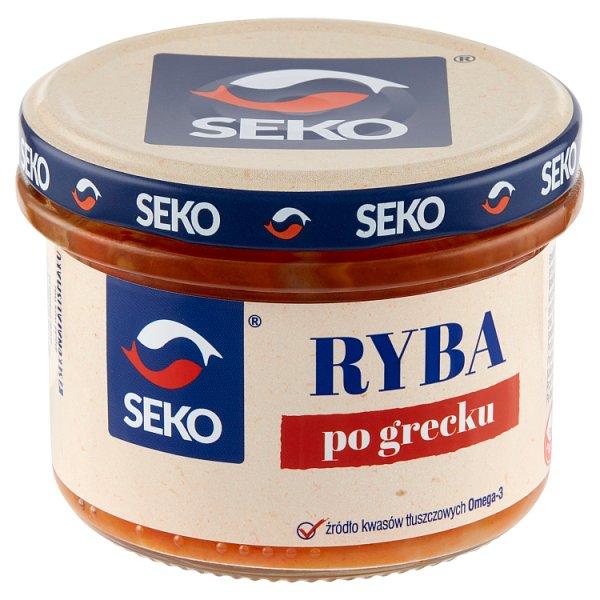 Seko Ryba po grecku 190 g