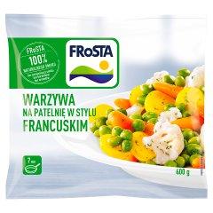 FRoSTA Warzywa na patelnię w stylu francuskim 400 g