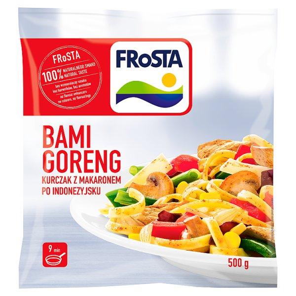 FRoSTA Bami Goreng Kurczak z makaronem po indonezyjsku 500 g